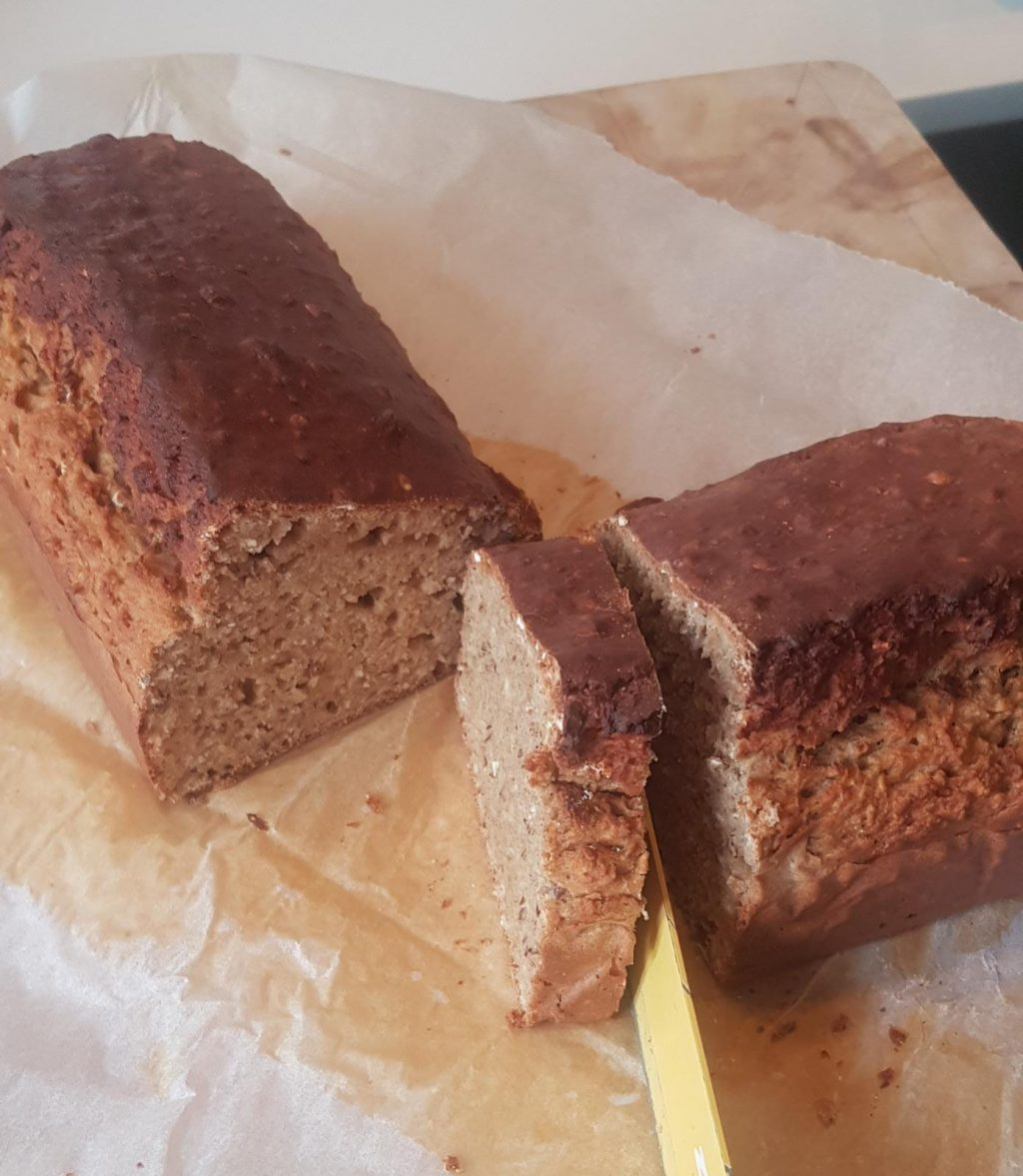 basis bananenbrood fit met ingrid